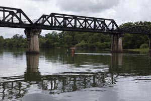 4 Days RV River Kwai Cruise (Downstream - Every Thursday)