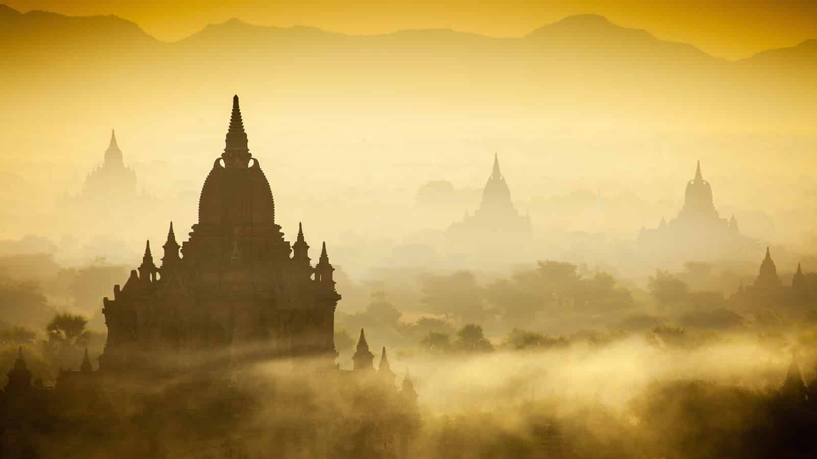 Myanmar · Asian Trails